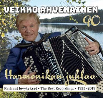 Veikko Ahvenainen: Harmonikan juhlaa