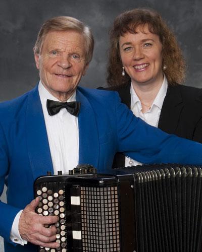 Veikko Ahvenainen & Carina Nordlund